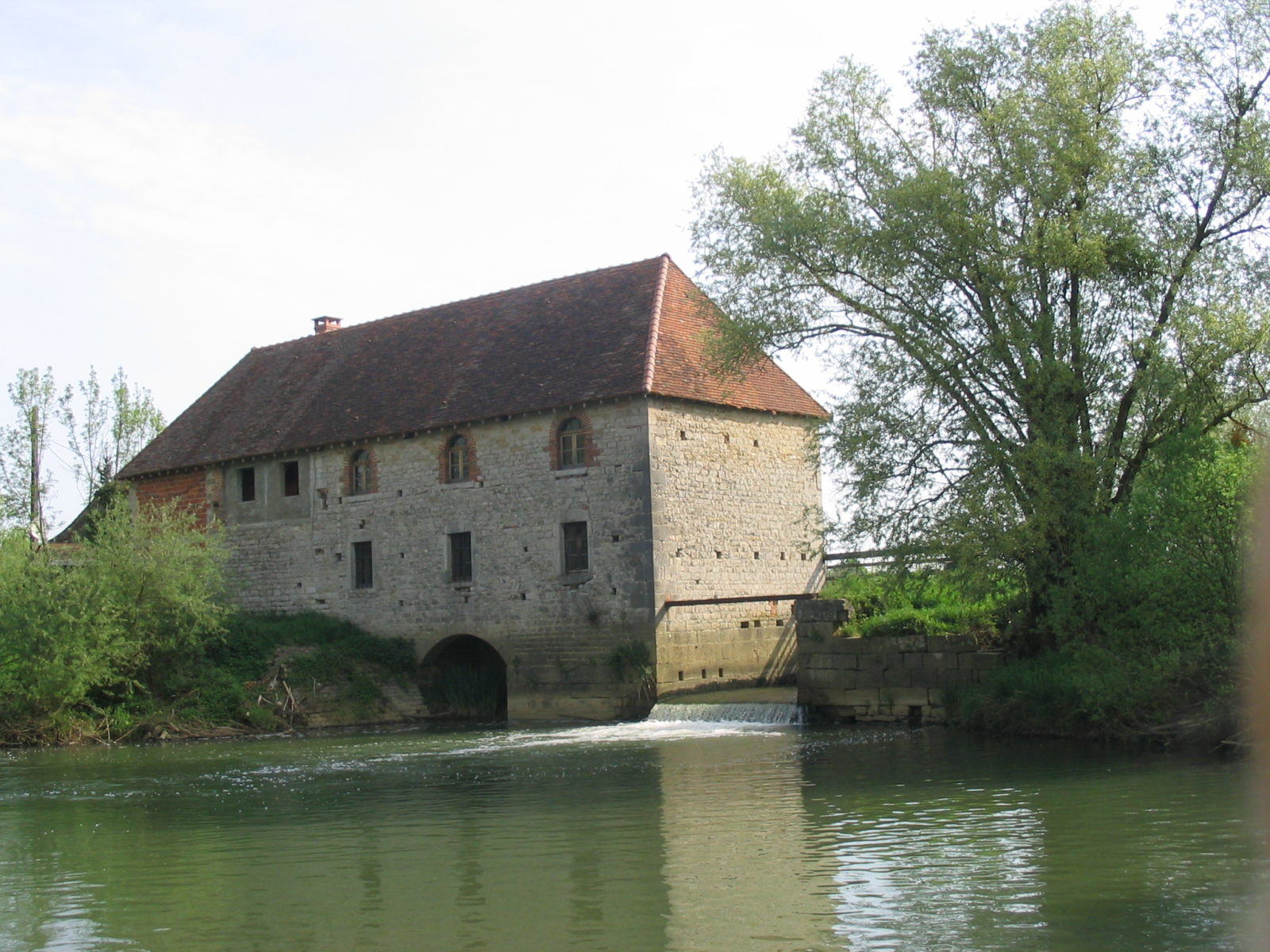 Moulin de Chantemerle